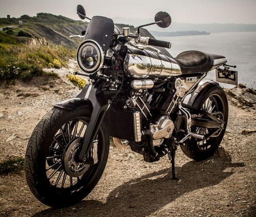 Road Testing The 2017 Brough Superior SS100