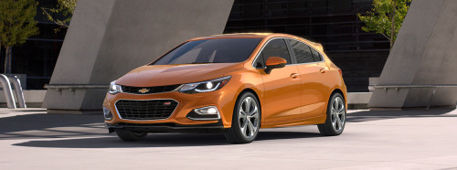 2017 Chevrolet Cruze Hatchback First Drive – Smart-driving SUV Alternative