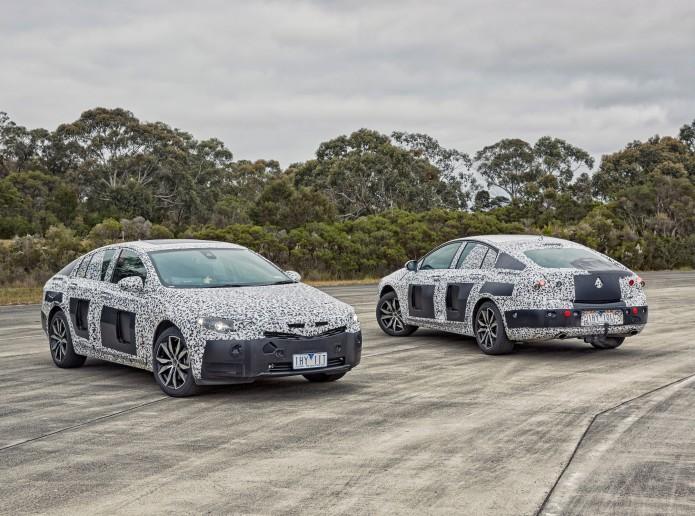 2018 Holden Commodore Review : New Opel Insignia driven in Australia