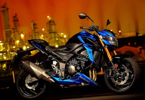 2018 Suzuki GSX-S750 and GSX-S750Z ABS – FIRST LOOK REVIEW