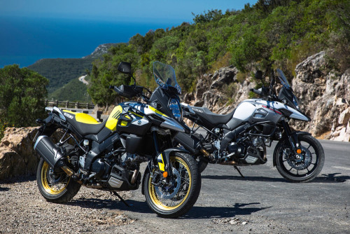 2018 Suzuki V-Strom 1000 and V-Strom 1000XT First Look Review