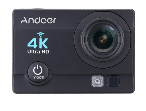 Andoer Review – A 2 Inch LCD 4K Wifi FPV Action Camera with 170°Wide-Angle Lens