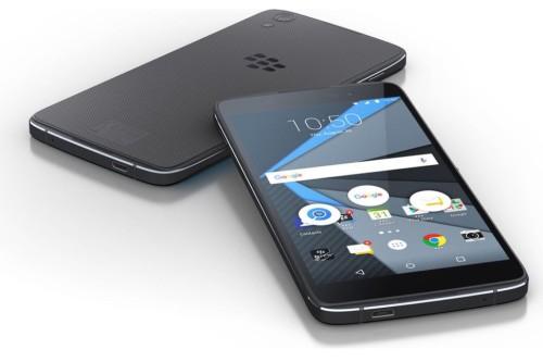 Hands on: BlackBerry DTEK60 review