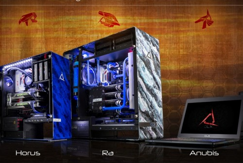 CybertronPC CLX Ra review : A big performer in a big case