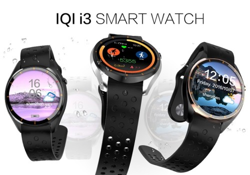 IQI I3 3G Smartwatch Review