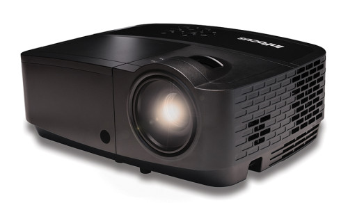 InFocus ScreenPlay SP1080 3D DLP Projector Review