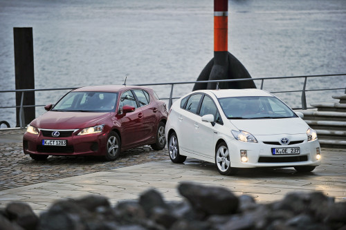 Lexus CT200h vs. Toyota Prius: Buy This Not That