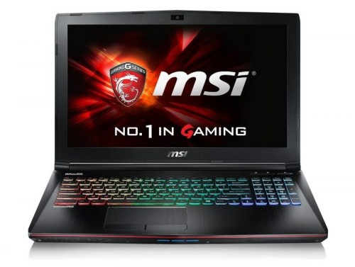 MSI GE62VR Apache Pro Review