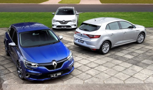 2017 Renault Megane Zen and GT-Line Review