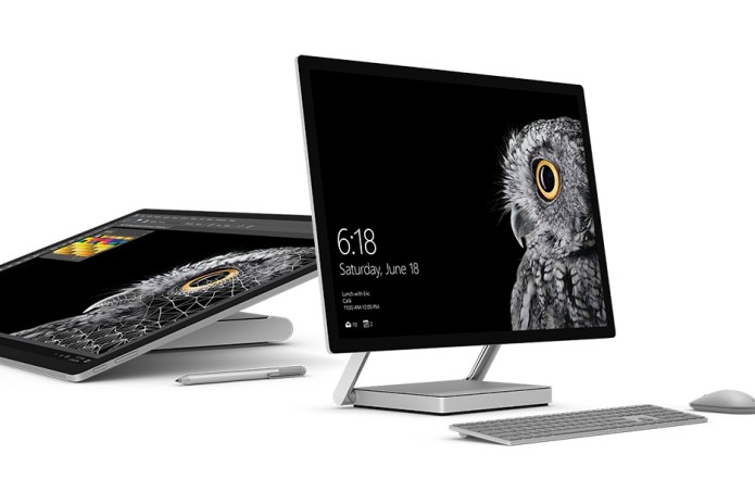 How Surface Studio takes on iMac in 5 steps