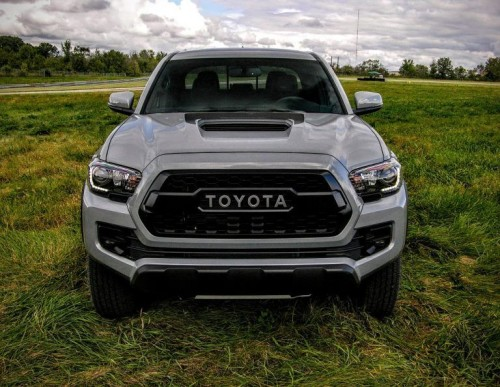 Jump Start : The Toyota Tacoma TRD-Pro Off-Road Adventure