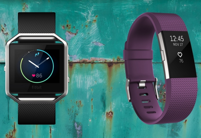Fitbit Charge 2 v Fitbit Blaze : Which top tracker is best for you?