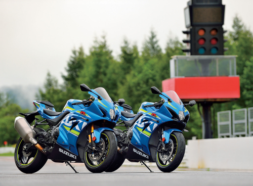 2017 Suzuki GSX-R1000 and GSX-R1000R Superbike – TECH PREVIEW