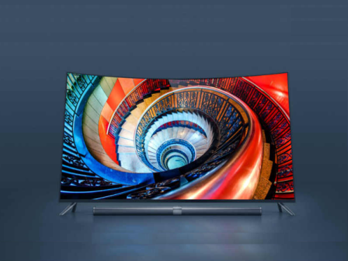 Xiaomi Mi TV 3S 65-inch Hands-on Pictures and First Impression Review