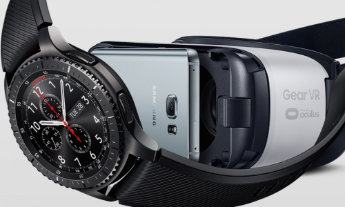 And finally : Samsung Gear S3 to become Gear VR controller