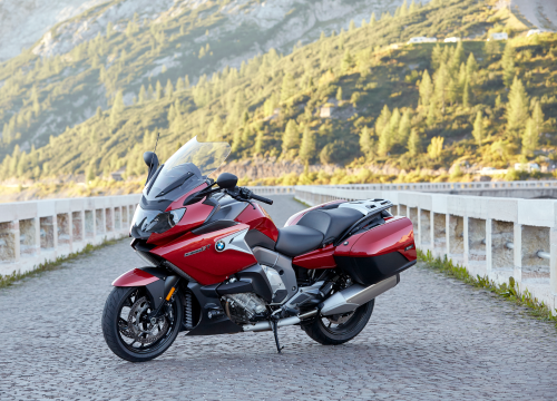 2017 BMW K1600GT Preview