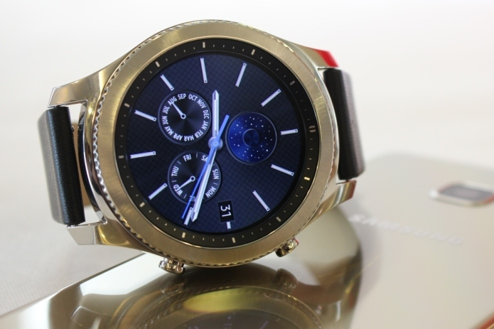 And finally : Samsung gives us big hope for the Gear S4 and more