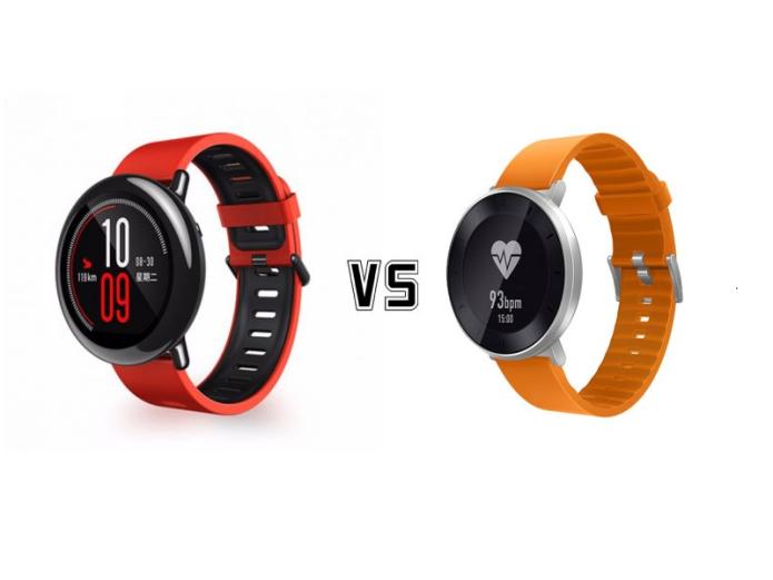 Huami Amazfit vs Huawei Honor S1 : Chinese Smartwatches Gaining Momentum