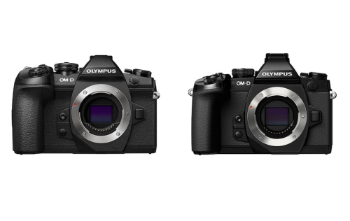 Olympus E-M1 Mark II vs Olympus E-M1 Specifications Comparison