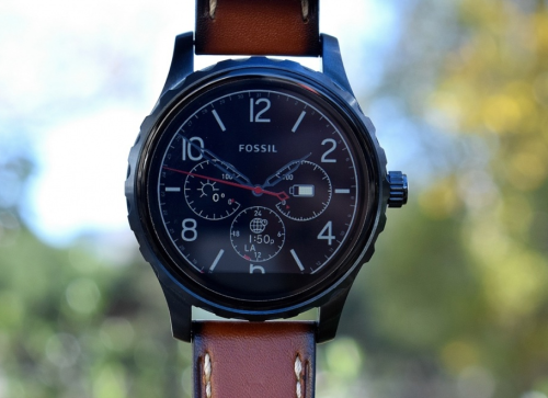 Fossil Q Marshal review : The classiest Android Wear show in town