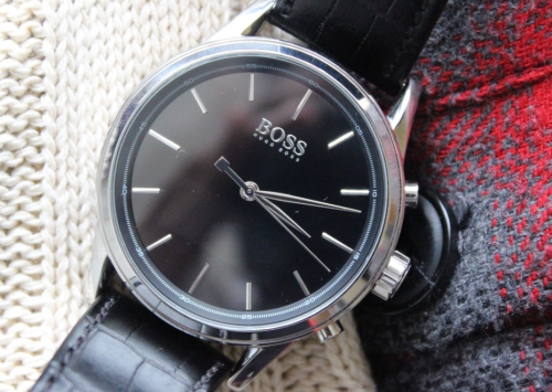 Hugo Boss Smart Classic review : It's not the big boss of smart analogue watches, but it's still a stylish performer
