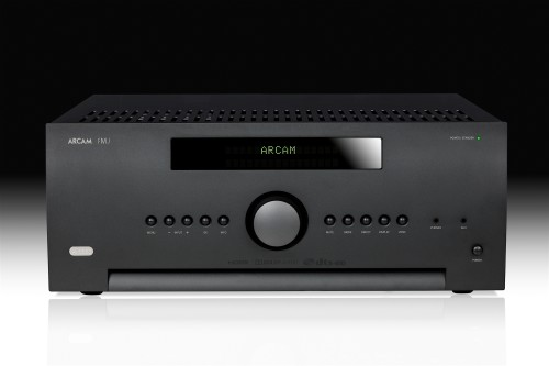 Arcam AVR850 A/V Receiver Review
