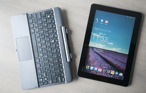 ASUS Transformer Pad TF103C Review