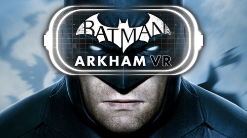 Batman Arkham VR review