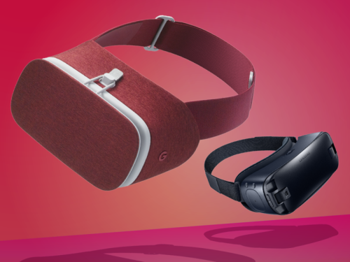 Google Daydream View vs Samsung Gear VR : the weigh-in