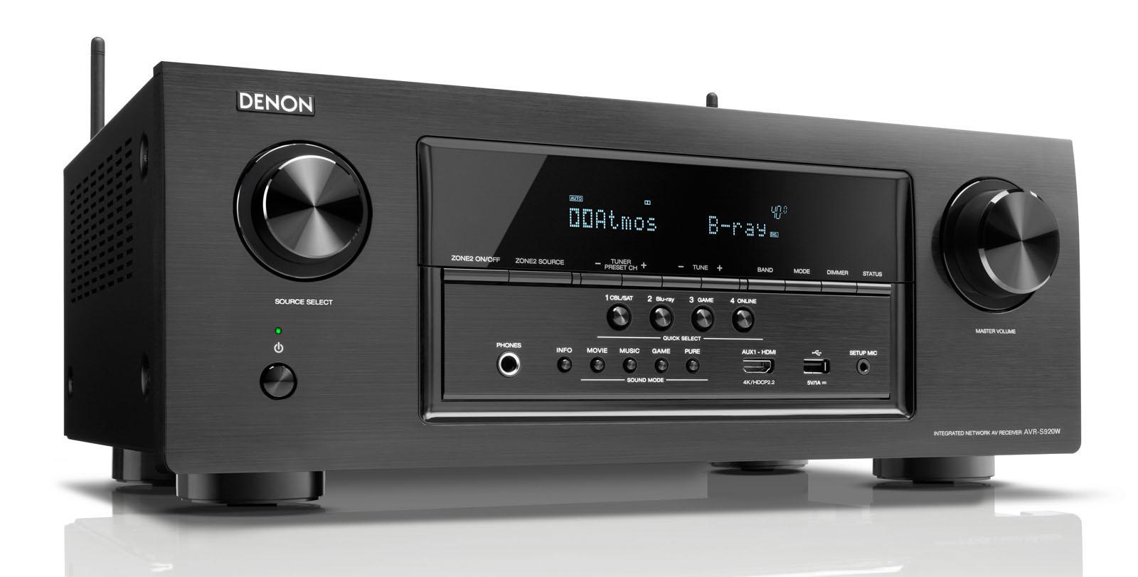 Denon Avr S920w Review Gearopen
