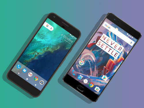 Google Pixel vs OnePlus 3 : Which is best?