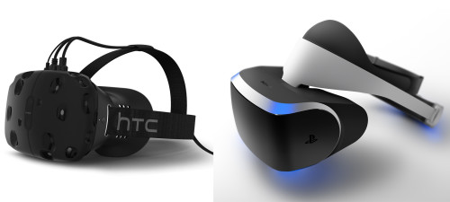 Playstation VR vs HTC Vive: Which VR headset is best?