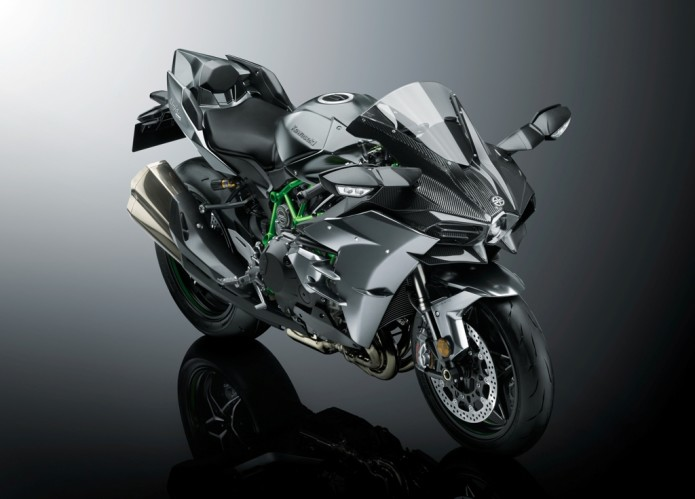 2017 Kawasaki Ninja H2, And Ninja H2R Preview
