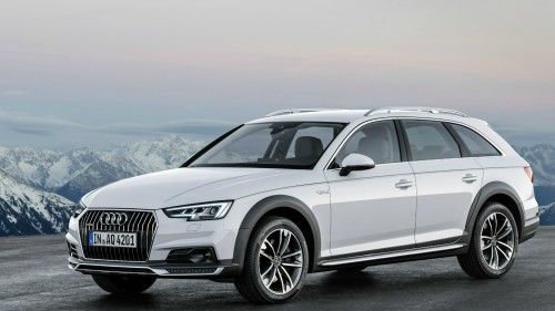 2017 Audi A4 allroad First Drive: Wunderwagon