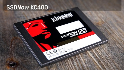 Kingston 1TB SSDNow KC400 review