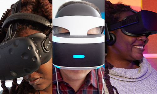 PlayStation VR vs. Oculus Rift vs. HTC Vive : Which Should You Buy?