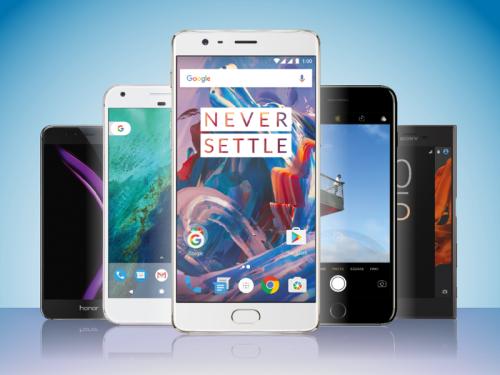 Smartphone supertest : Apple iPhone 7 Plus vs Google Pixel vs OnePlus 3 vs Honor 8 vs Sony Xperia XZ
