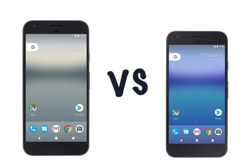 Google Pixel vs Pixel XL: What to expect
