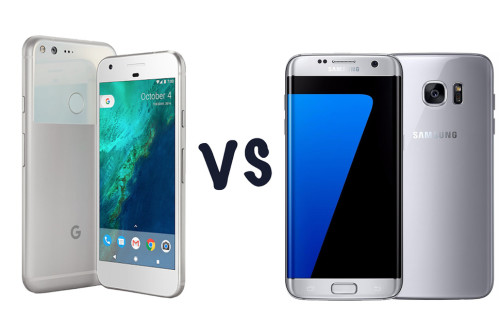 Google Pixel XL vs Samsung Galaxy S7 edge: Which should you choose?