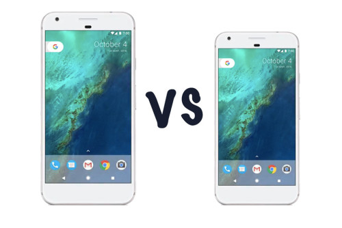 Google Pixel XL vs Pixel: What's the difference?