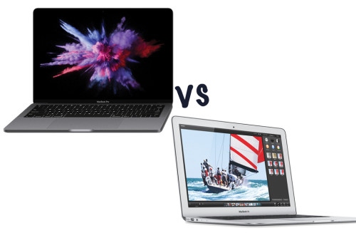 Apple MacBook Pro (2016) vs Apple MacBook Air: What's the difference?