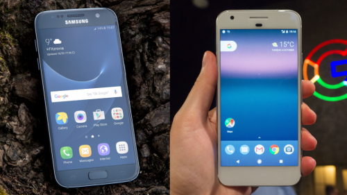 Google Pixel vs. Samsung Galaxy S7: Which 5-inch flagship is right for you?