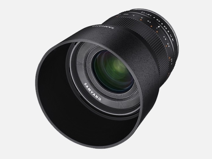 Samyang 35mm f/1.2 ED AS UMC CS Review