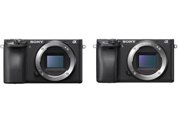 Sony A6500 vs A6300 Comparison