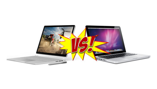 MacBook Pro 2016 vs Surface Book i7: Which new laptop is best?