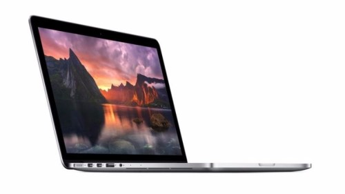 New MacBook Pro hands-on