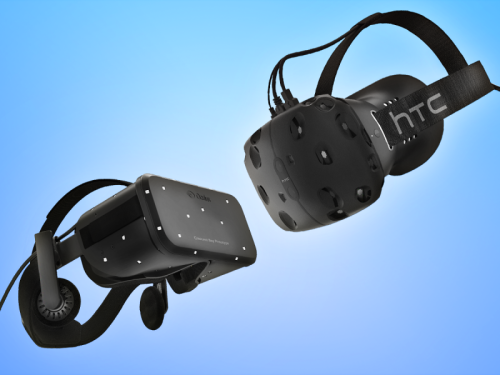 HTC Vive vs Oculus Rift: which VR headset is better?