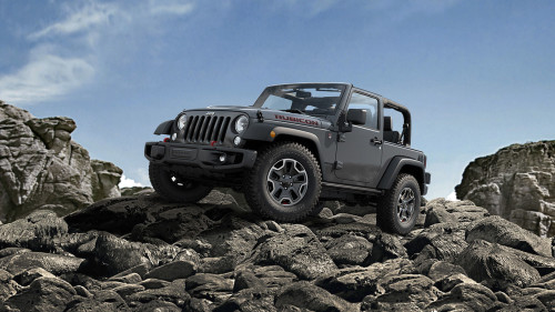 2016 JEEP WRANGLER RUBICON REVIEW