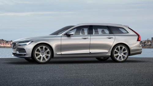 Volvo V90 Review