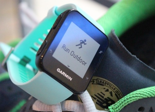 Garmin Forerunner 35 Review